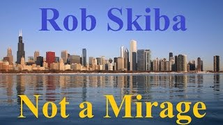 Rob Skiba proves Chicago skyline isn't a mirage - Flat Earth ? Mark Sargent