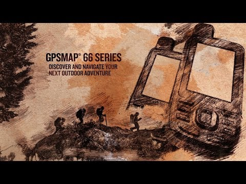 Garmin GPSMAP 66 Series: Navigate Your Next Outdoor Adventure