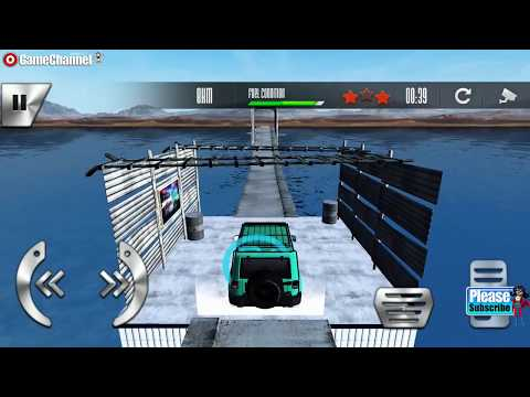 Car Stunt Racing / Off Road SUV Cars Race Games / Android Gameplay Video #2