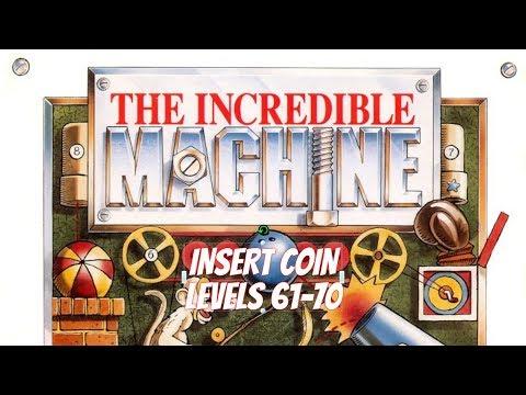 The Incredible Machine (1992) - PC - Levels 61 - 70 - Solución en español