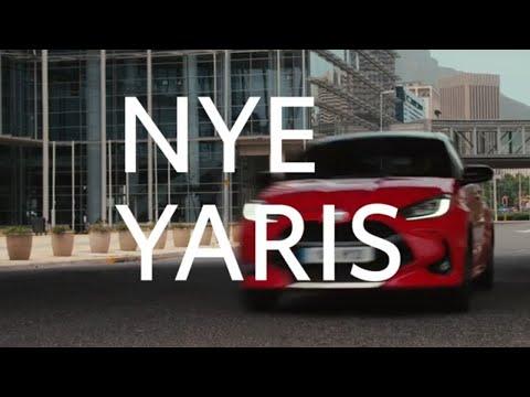 Helt nye Yaris Hybrid