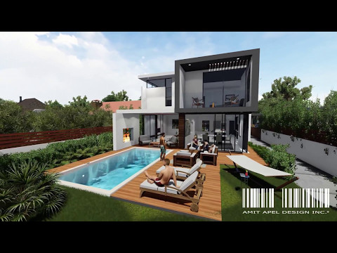 Project Willaman by Amit Apel Design Inc. // 3D Rendering Design for Real Estate Development