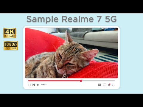 Test di ripresa video da Realme 7 5G in  …