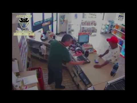 Unconventional Armed Robbery Defense Does the Job   Active Self Protection