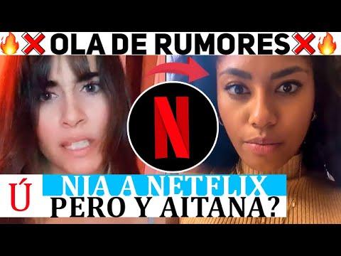 Le ha 'robado' Nia el papel a Aitana? Se disparan los rumores tras su fichaje por Netflix