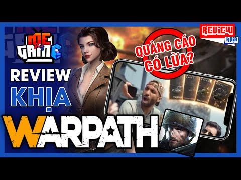 Review Khịa: Warpath - Quảng Cáo Game Mobile Nhiều Nhất YouTube 2021 | meGAME