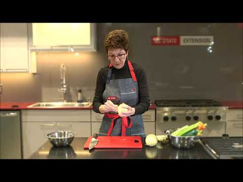 Cover photo for Homegrown | How to Cut Onions Without Crying