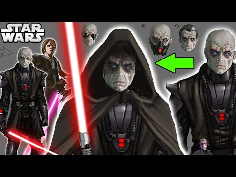 Dark Side LUKE Trained by DARTH VADER from BIRTH - Star Wars Explained