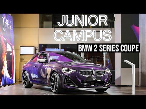 2021 BMW M240i Coupe in Thundernight Metallic - WALKTHROUGH