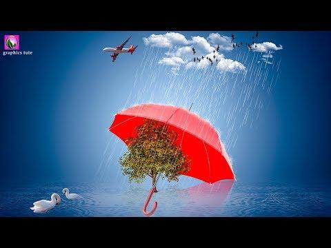 Ecology(Save The Tree) - Photoshop Manipulation Photo Effect - Photoshop CC