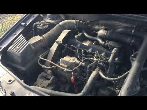 Volkswagen Vento 1994 m dalys
