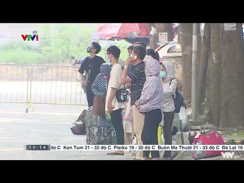 Hà Nội tiếp tục giãn cách xã hội đến 6h ngày 6/9   VTV24