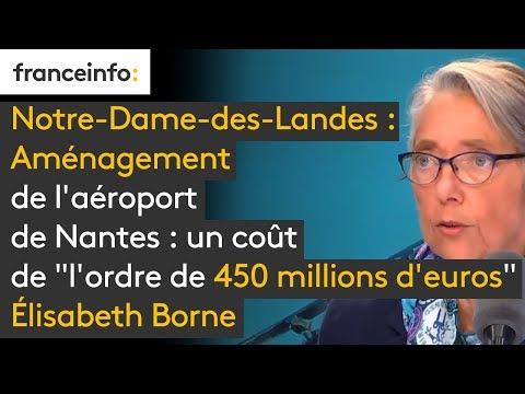 connectYoutube - Aménagement de l'aéroport de Nantes : un coût de