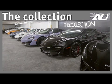 La mejor agencia de autos que he visto, The Collection Miami - Vlog