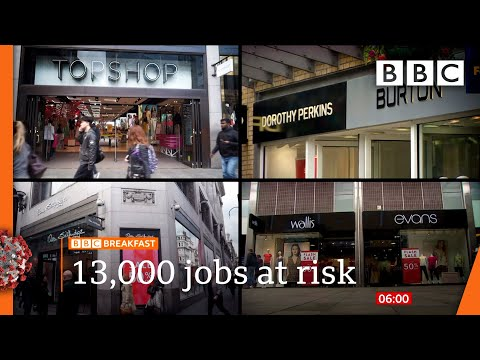 Arcadia: Topshop owner faces collapse within hours 🔴 @BBC News live – BBC
