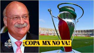 ¡SUSPENDIDA la Copa MX! La Selección Mexicana de Futbol será la prioridad | Futbol Picante