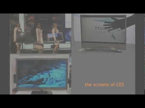 AMP Agency - 60 Second Tech: The Screens of CES