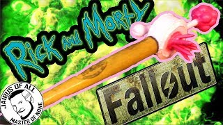 RICK AND MORTY / FALLOUT - PLUMBUS WEAPON