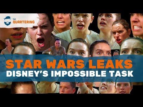 Disney CONFIRMS The Rise Of Skywalker Leaks & STRIKES Youtubers!