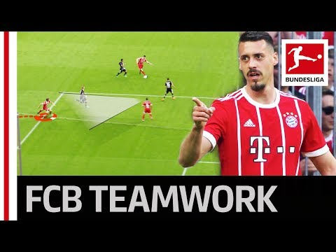 Genius Thiago Sets Up Wagner Goal - A Perfect Combination