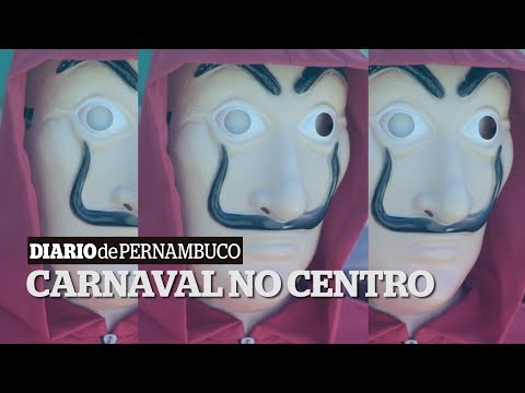 On trend: o carnaval no centro do Recife