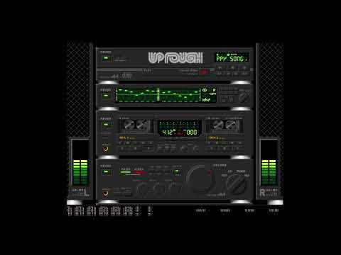 Up Rough - Megamix 1 - AGA (Amiga Music Disk)