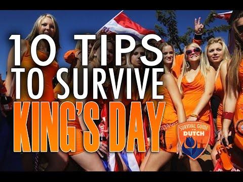#5 - How to survive Dutch 'Koningsdag'! photo