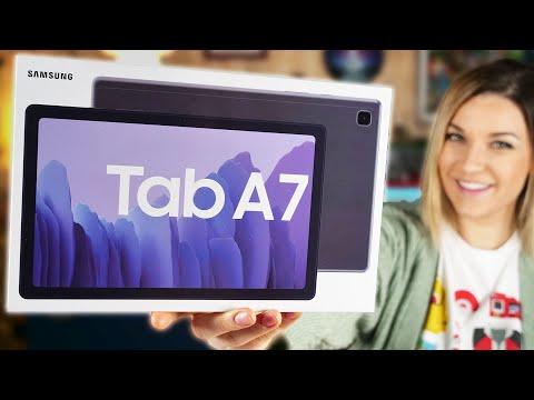 Recensione Samsung Galaxy Tab A7: un low …