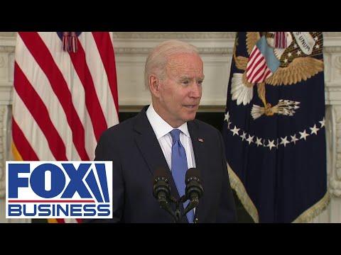 Biden says Republicans having a 'mini revolution'