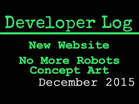 Overbound Developer Log - December 2015