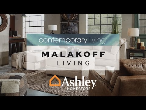 Ashley HomeStore | Malakoff Living