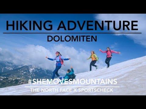 Am Berg mit Magdalena, Dolomiten | SportScheck