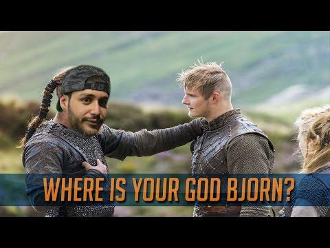 WHERE IS YOUR GOD, BJORN? Aprendendo Inglês com IntacTV ft. Dryx