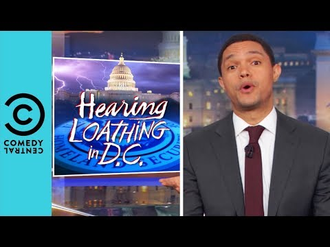 Things Got Very Awkward at The Oversight Hearing | The Daily Show