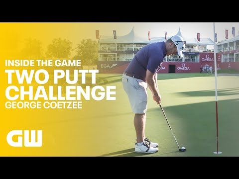 The 'Impossible' Two-Putt Challenge with George Coetzee | Golfing World