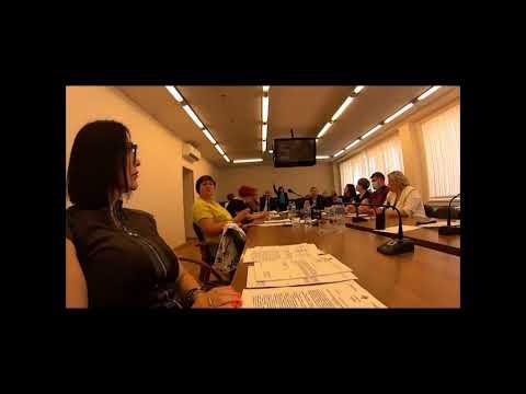 Сессия Совета Воркуты 16.06.21 Рассмотрение вопроса о сокращении состава Контрольно-счетной комиссии