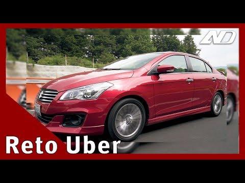 """#SuzukiReta - Ciaz vs Vento vs Versa. ¿Cual es mejor para Uber"""""""