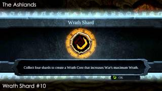 Bonus - Darksiders ( All Wrath Shards Location )