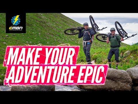 How To Make Your First E-MTB Adventure Ride Brilliant | Isle Of Arran E-Bike Ride