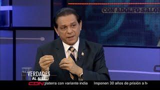 Verdades al Aire con Adolfo Salomón; entrevista al ministro de Salud Pública, Daniel Rivera