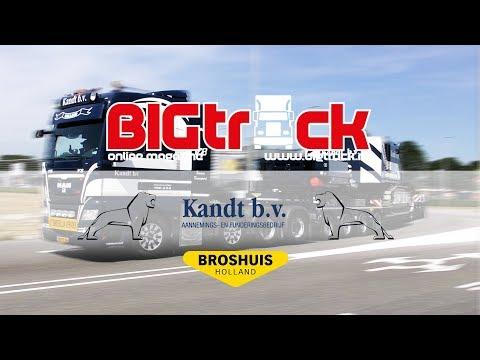 Kandt BV with Broshuis lowloader