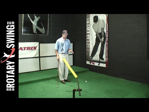 Golf Swing Plane Drill