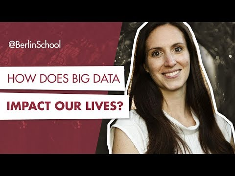 Meet the Experts: Big Data Specialist, Sandra Matz
