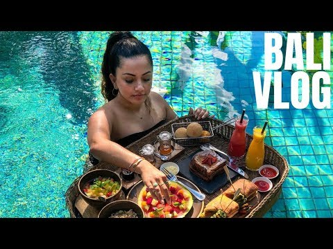 OUR HONEYMOON IN BALI VLOG