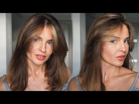 Окрашивание волос в НАТУРАЛЬНЫЙ БЛОНД  / Natural blond hair  color (KatyaWorld)
