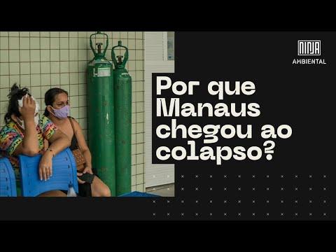 Entenda por que a situação de Manaus chegou ao colapso