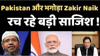 Pakistan और भगोड़ा Zakir Naik रच रहे बड़ी साजिश ! - AAJKIKHABAR1