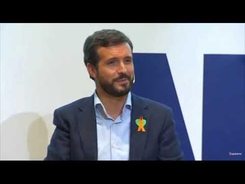 DIRECTO PP   Pablo Casado participa en un encuentro con el sector educativo valenciano