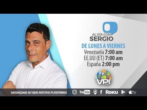 EN VIVO - Al Día con Sergio Novelli - Martes 16 de Junio