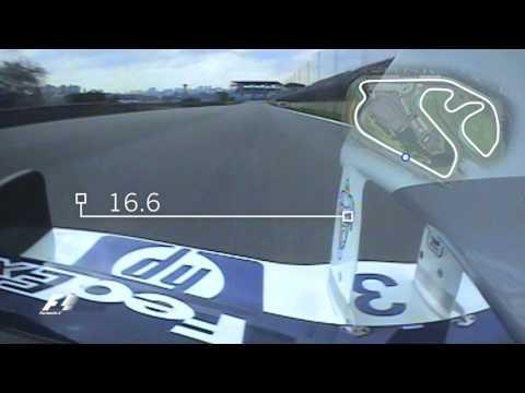 Juan Pablo Montoya's Lap Record At Interlagos | 2004 Brazil GP